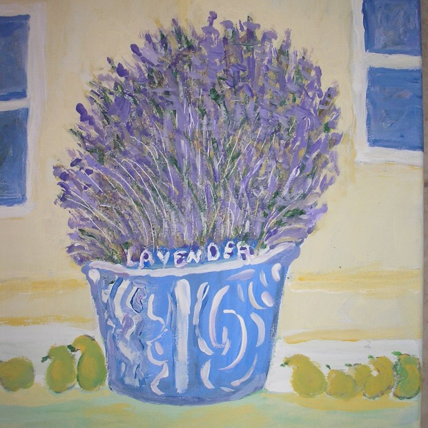 Pears & Lavender -AMc-Aug/17