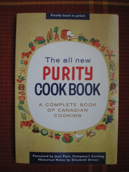 The Purity Cookbook
