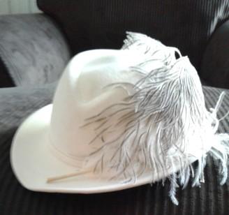 Vintage Lady Di hat