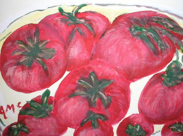 Tomatoes - AMc - 2017