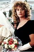 Meg Ryan in classic velvet dress