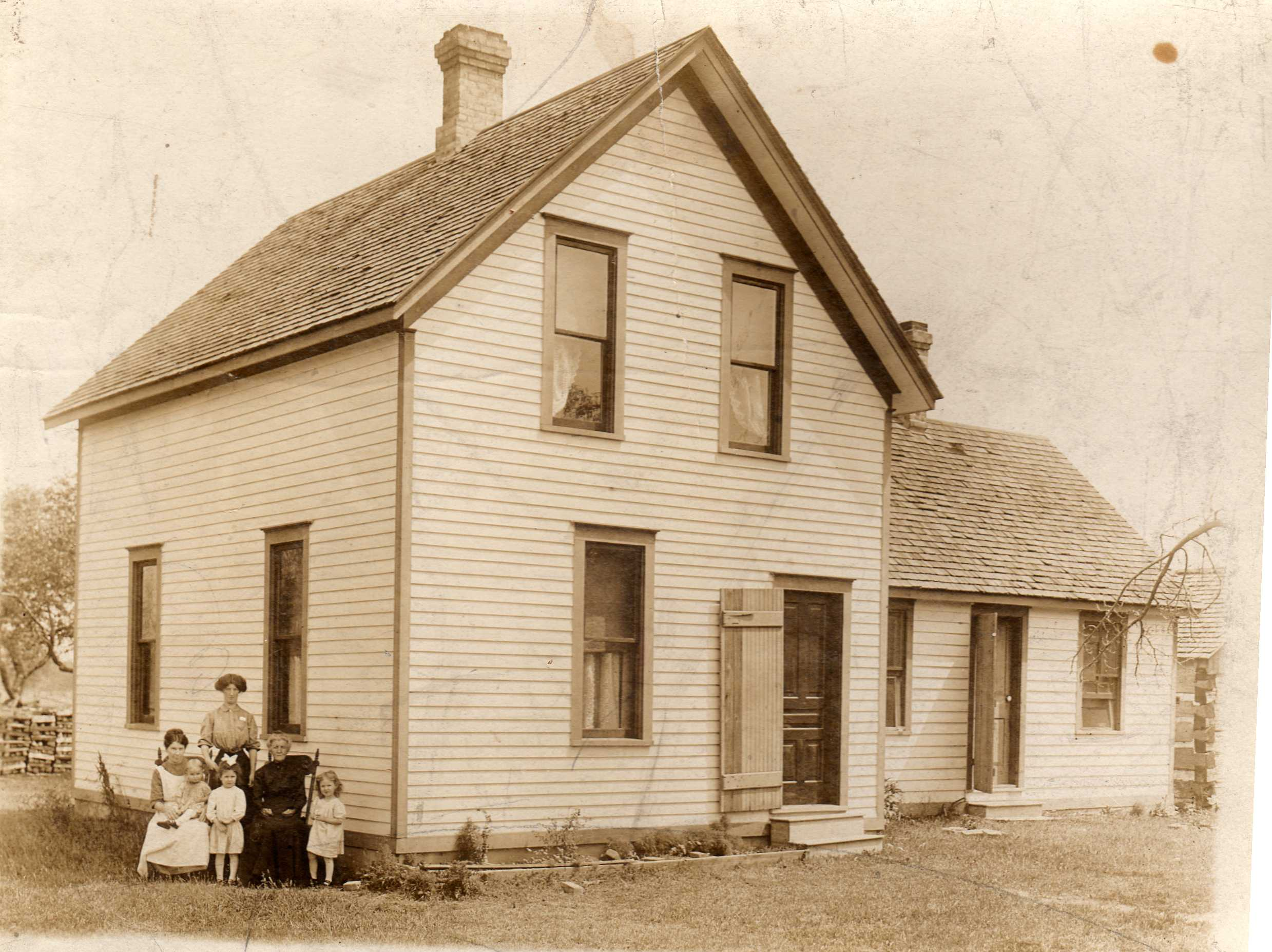 The Homeplace circa 1915