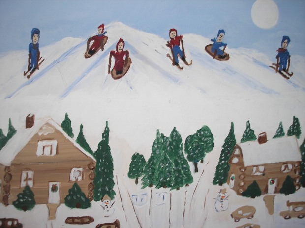 Snow - AMC - 2015