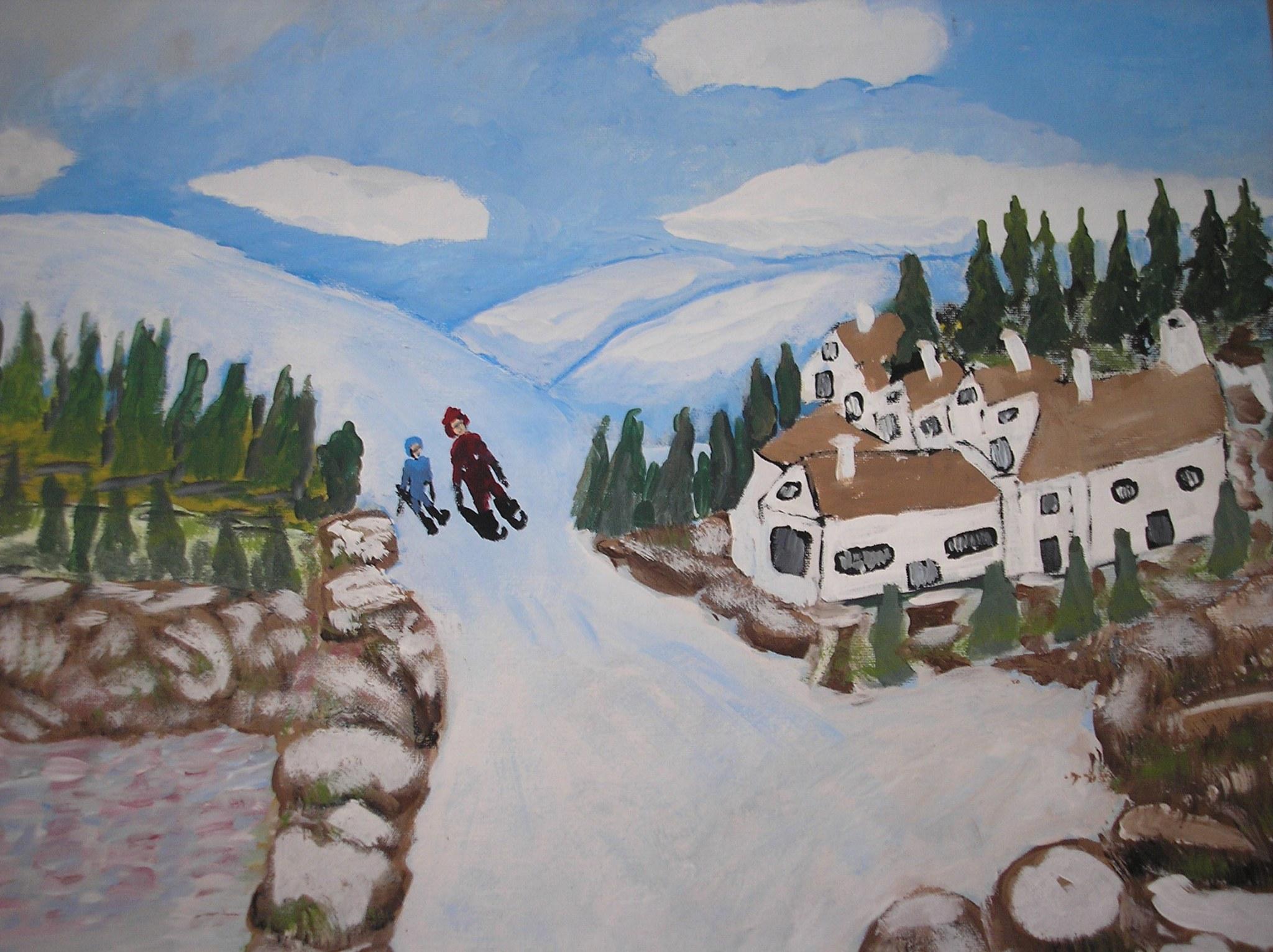 Ski Lodge - AMc - 2016