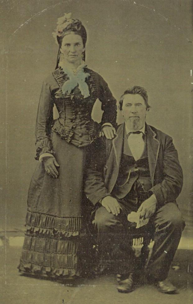 Ann and Hugh