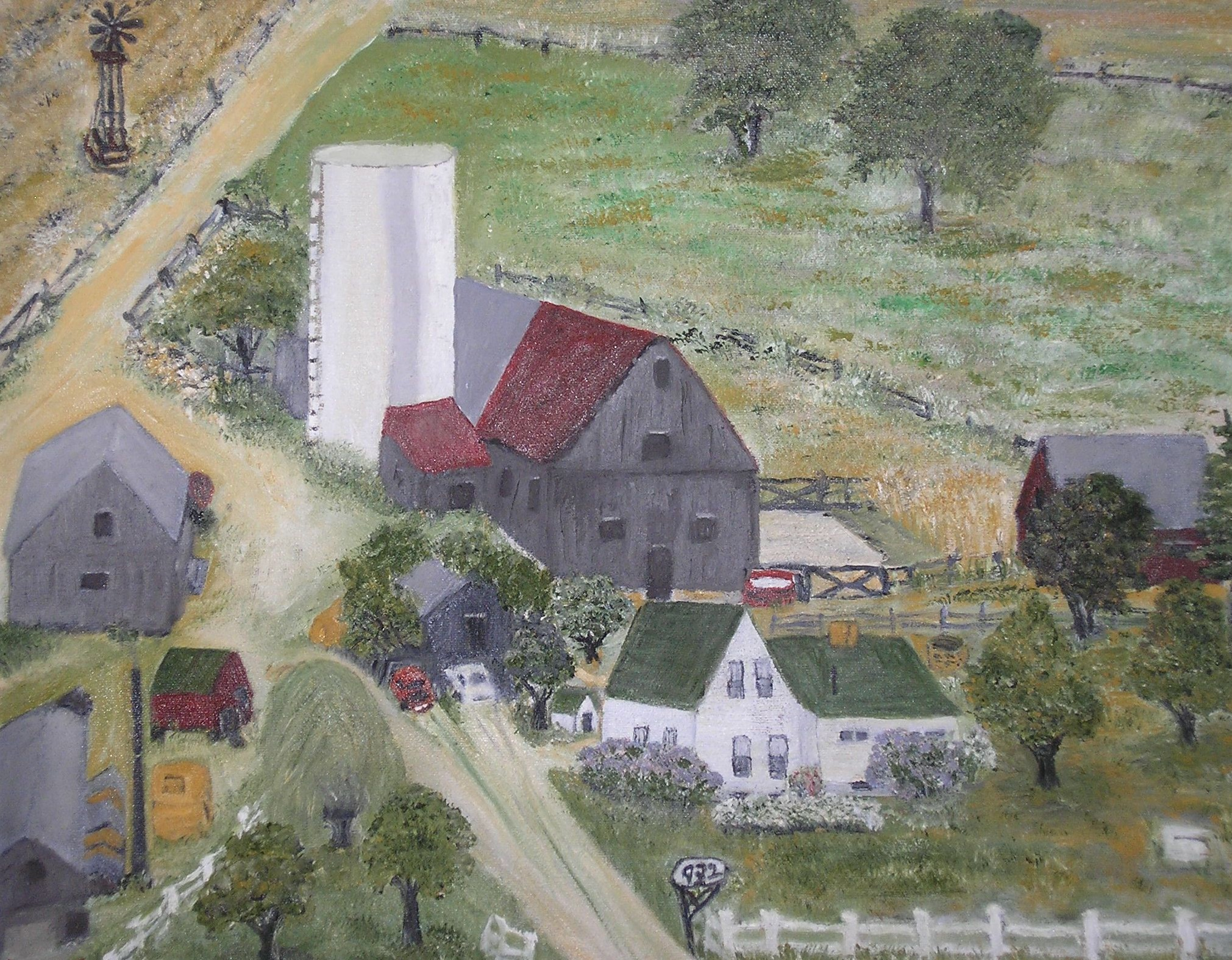 The Homeplace - AMc - 2005