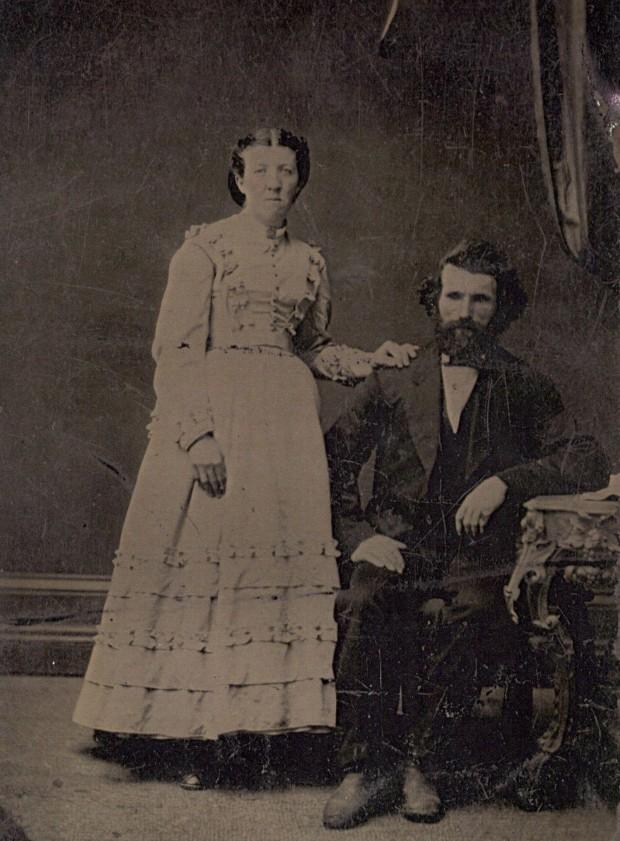 Patrick and Mary