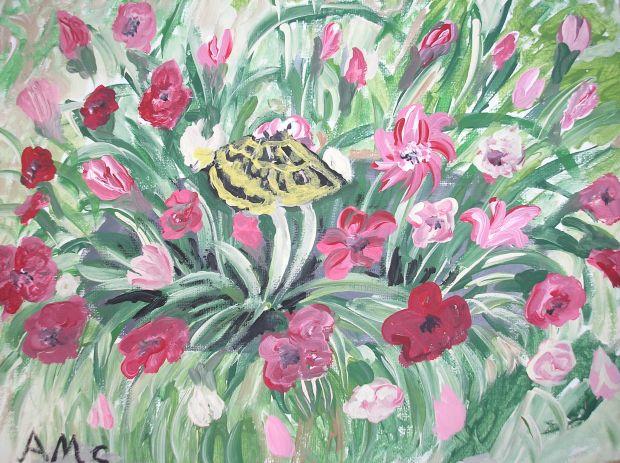 May Flowers - AMc - 2016