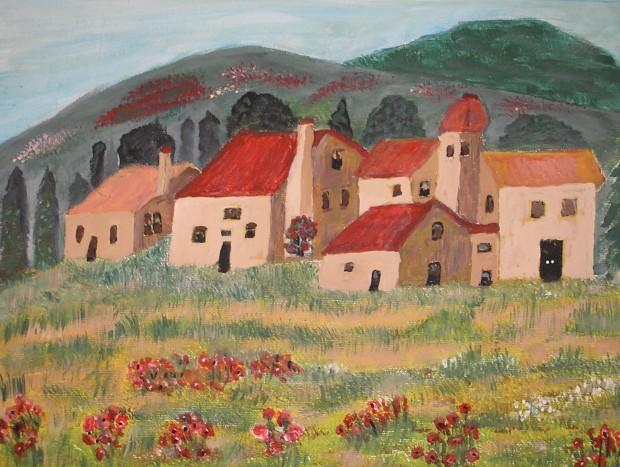 Tuscan Villa - AMc - 2015