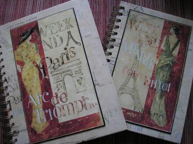 Paris Journals