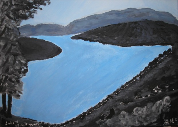 The Lakes of Killarney - AMc - 2018