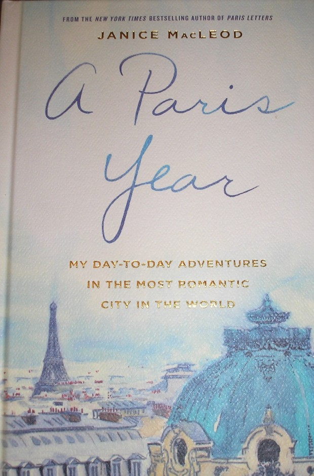 A Paris Year - Janice MacLeod