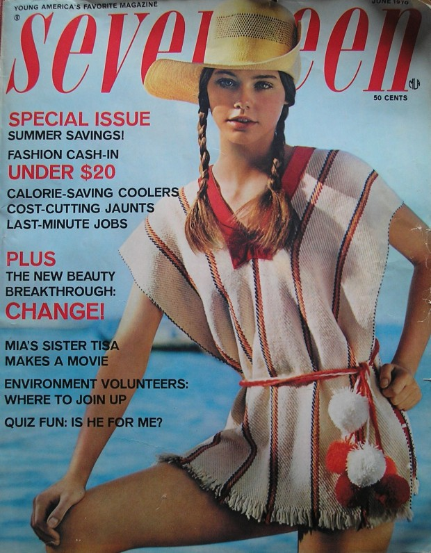 1970s Seventeen Magazine It S That Bohemian Things Again: Thehomeplaceweb