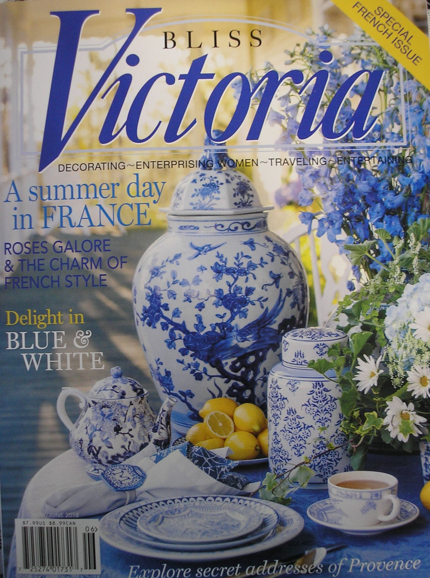 Victoria Magazine French Edition
