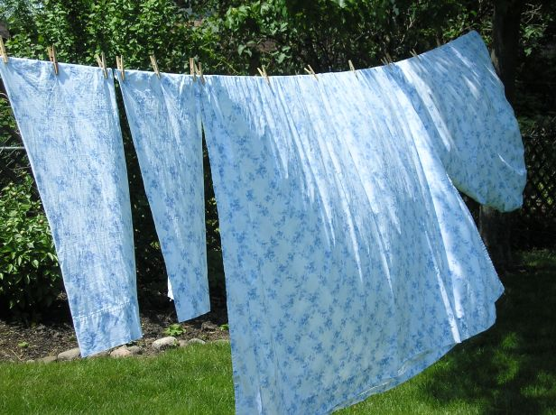 Vintage clothes dryer