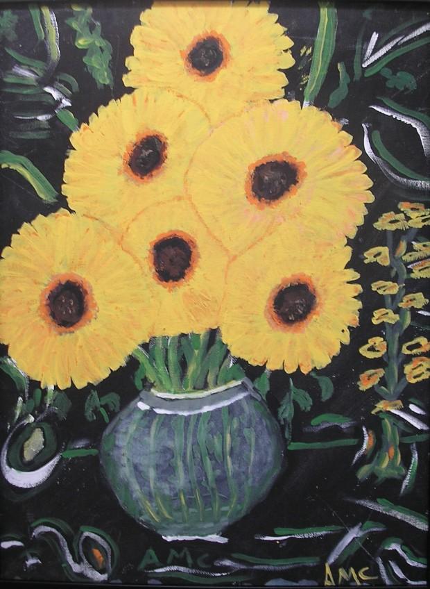 Sunflowers - AMC