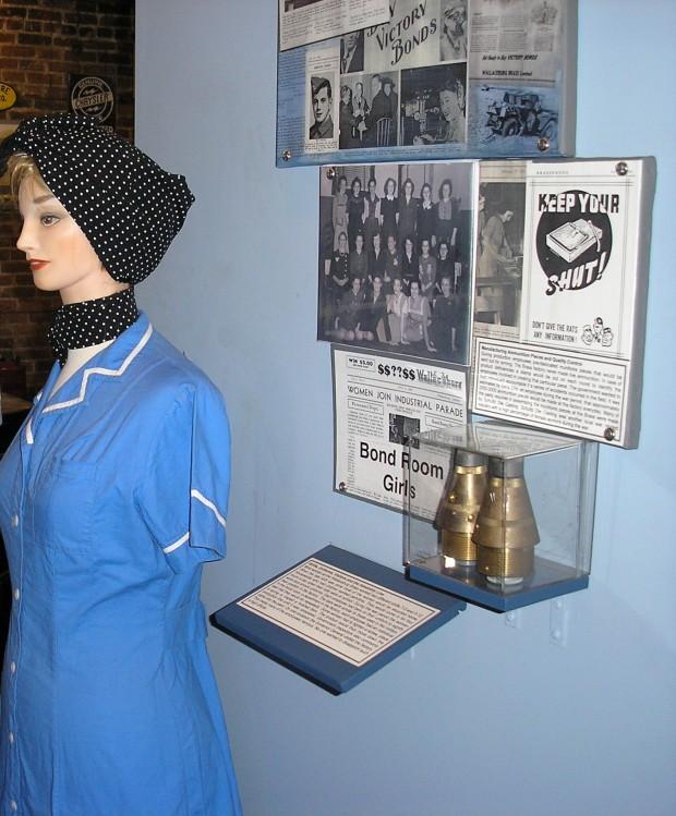 Wallaceburg museum