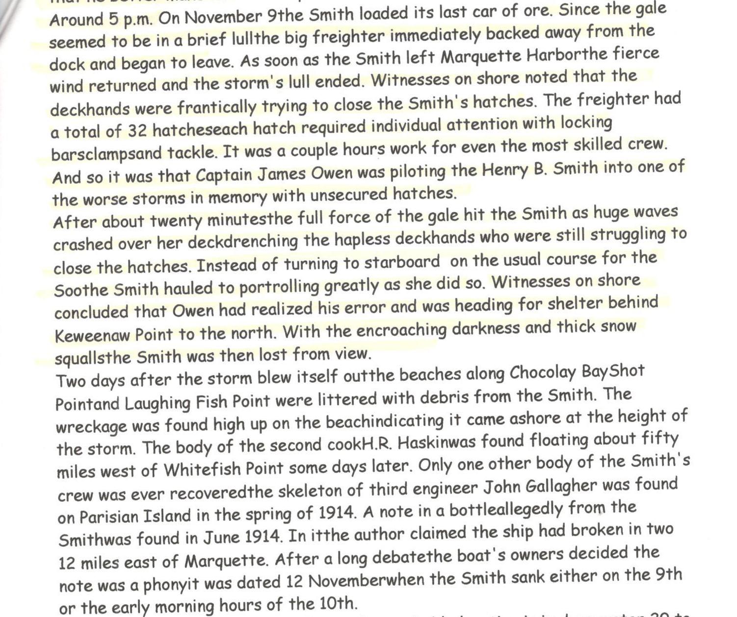Henry B Smith document one (2)