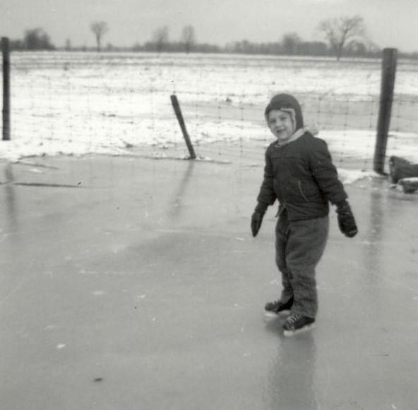 skating (me)