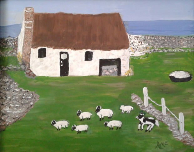 Irish Cottage - AMc