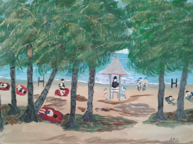 Tropical Vacation - AMc
