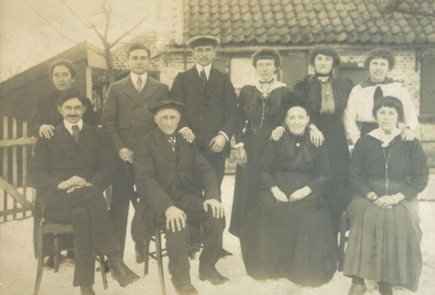 Gramma's family (2)