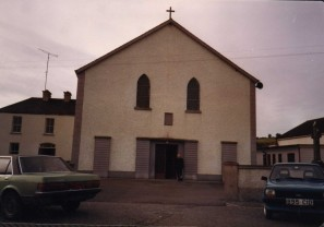 Ireland church