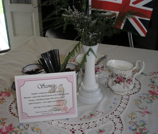 Victorian Tea China
