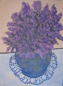 Lilacs - AMc