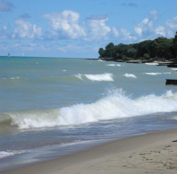 Beach  Canatara
