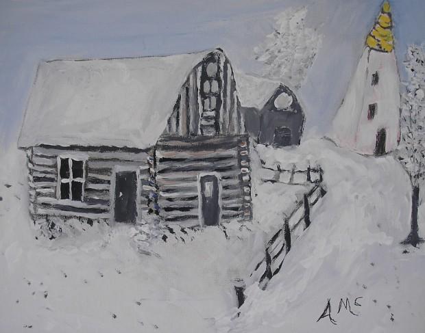 The Log Cabin - AMC