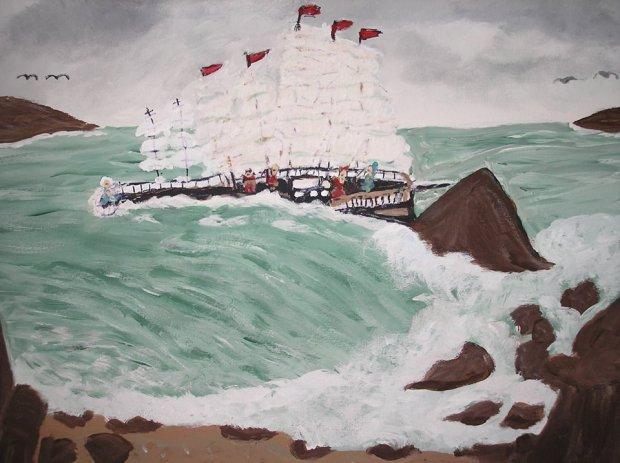 Shipwreck AMc