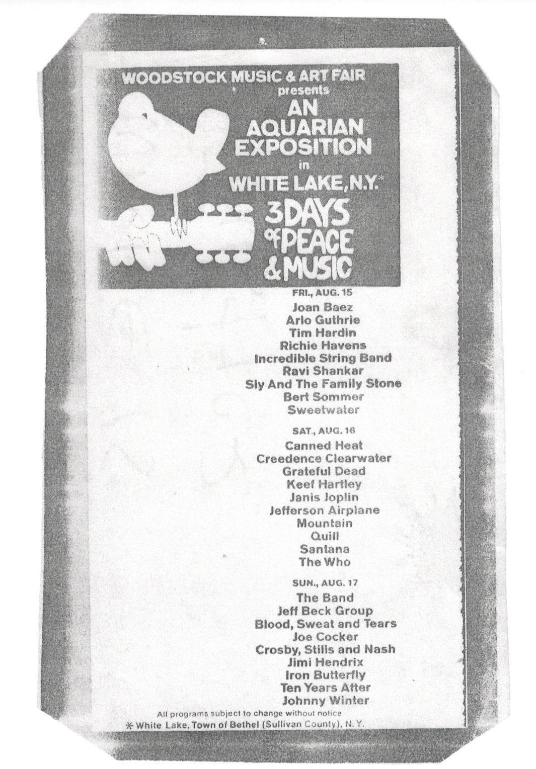 Woodstock poster (2)