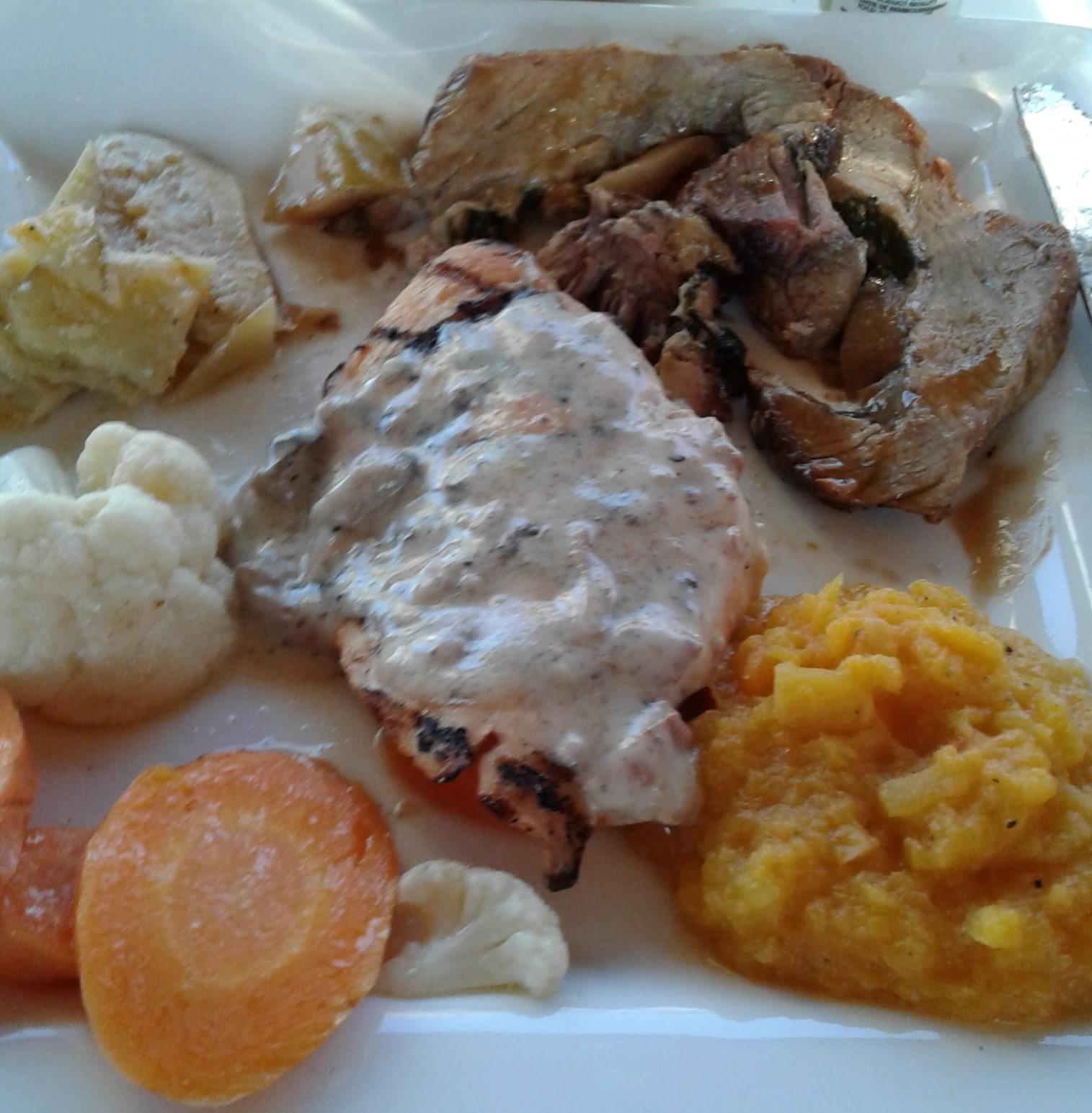 Harvestfest Dinner Plate