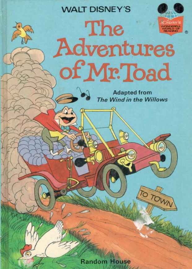 The Adventures of Mr. Toad (3)