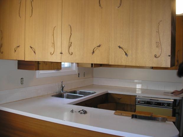 Kitchen Reno Before Pic