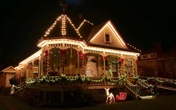 Christmas Holiday Lights