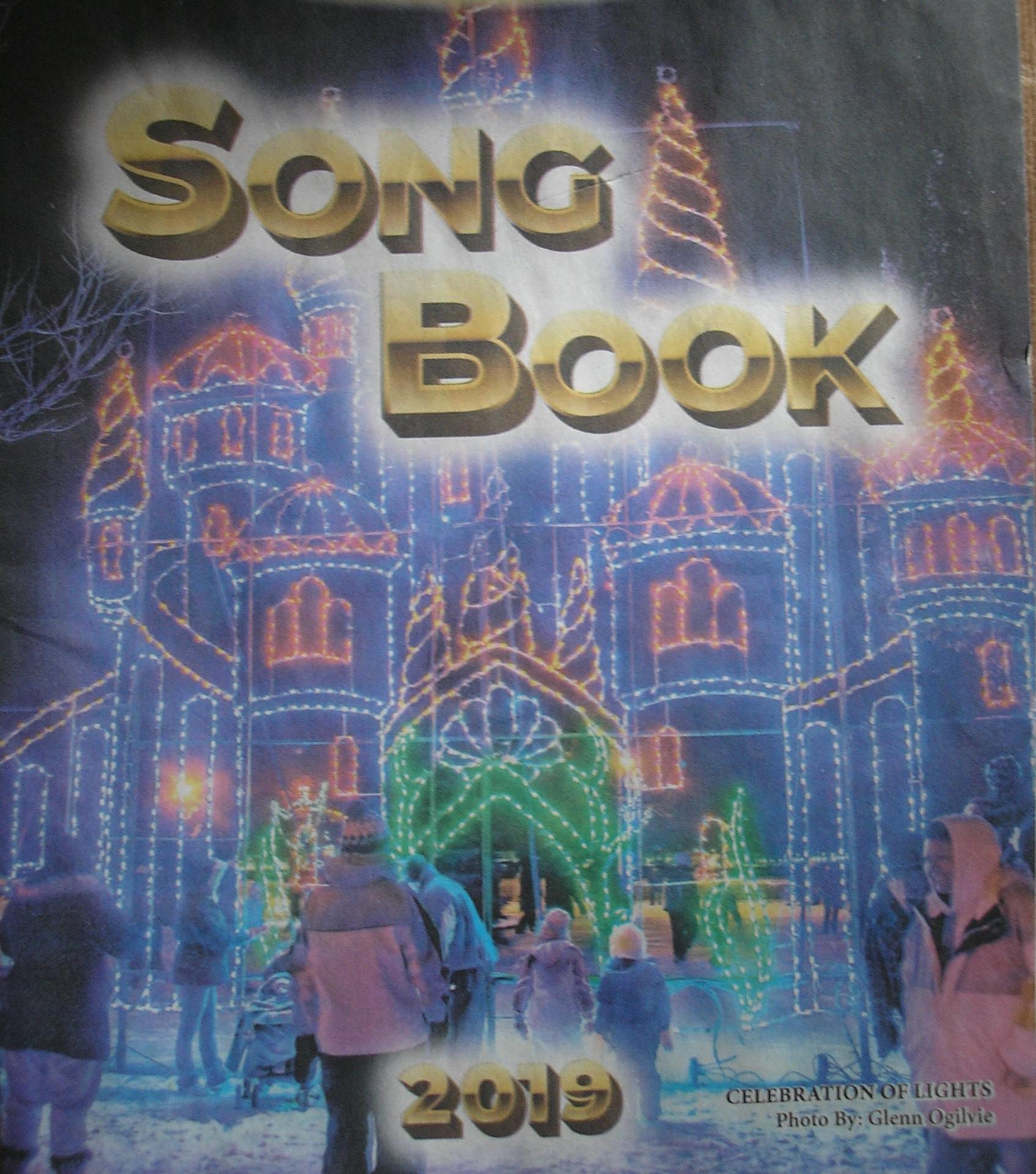 Carol Song Book
