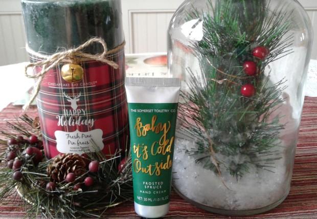 pine scents