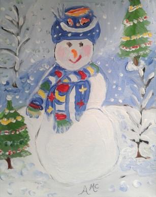 snowman AMc