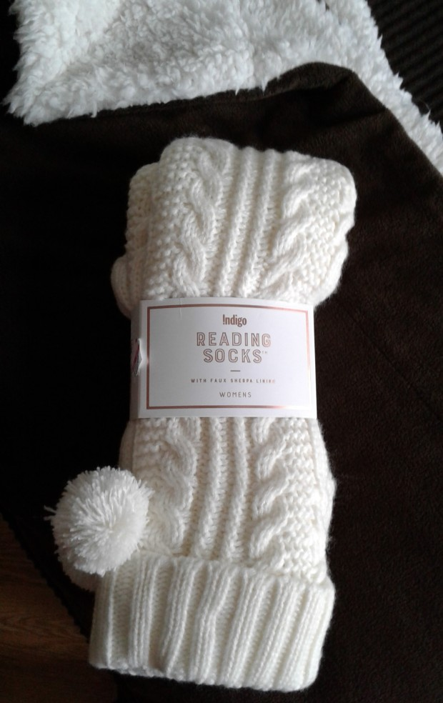 Reading socks
