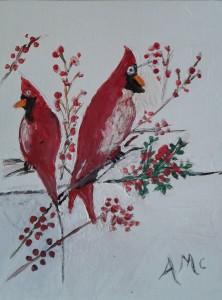 cardinals AMc