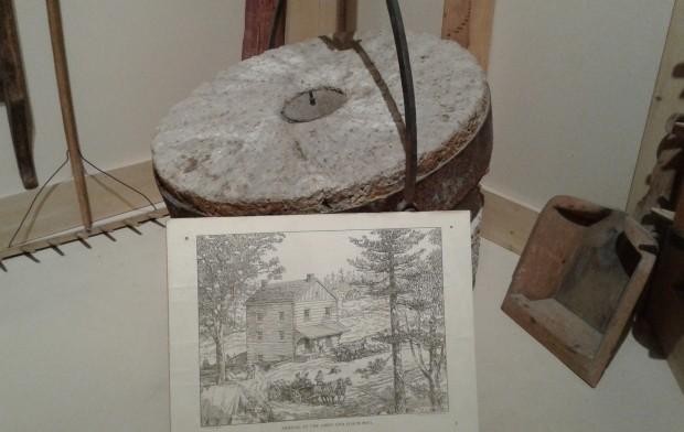 grindstone - museum