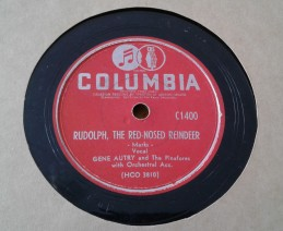 records old - Rudolph
