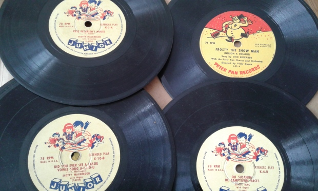 records old childrens