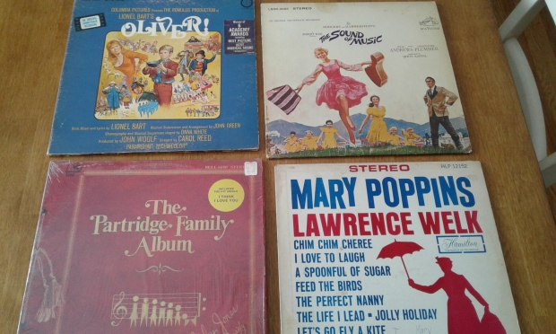 records old - musicals