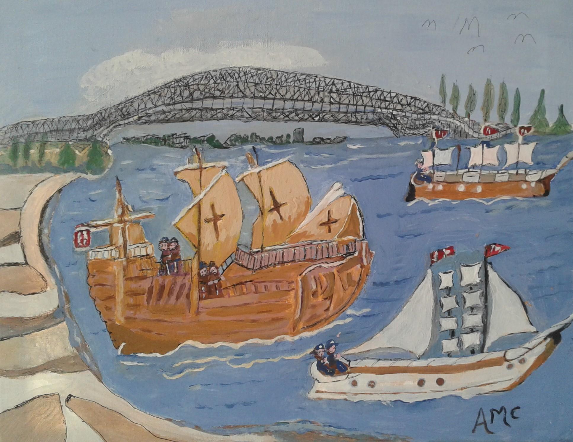 The Tall Ships - AMc - 2020