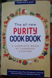 Purity recipe cookbook new