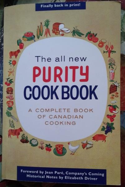 Purity recipe cookbook new
