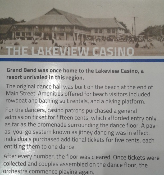 On the Waterfront - Grand Bend Dance Pavilion